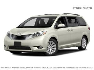 2017 Toyota Sienna - Please TEXT 403-393-1123 for more informati