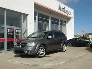 2012 Dodge Journey Leather