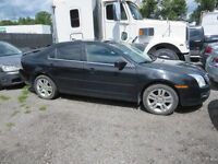 FORD FUSION SEL ALL WHEEL DRIVE