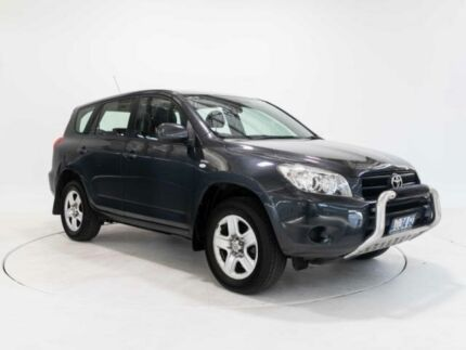 2008 Toyota RAV4 ACA33R CV (4x4) Grey 5 Speed Manual Wagon Cooee Burnie Area Preview
