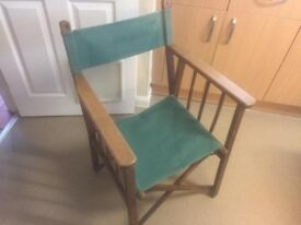 Official Directors Folding Chair Official Bank Of England Deck Chair Only £25