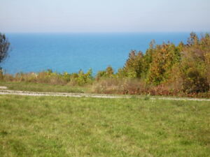 Lake Huron Lakefront building Lot