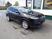 2014 Jeep Cherokee Limited only $239 bi-weekly all in!
