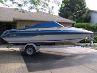21' Searay Seville Cuddy