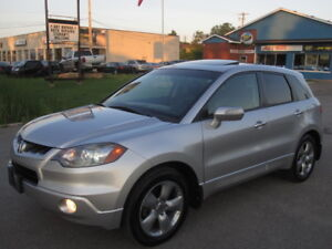 HIGHER KMs  IN PRISTINE CONDITION !!!  2007 ACURA RDX SH AWD