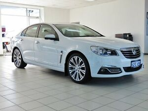 2013 Holden Calais VF V White 6 Speed Automatic Sedan Morley Bayswater Area Preview