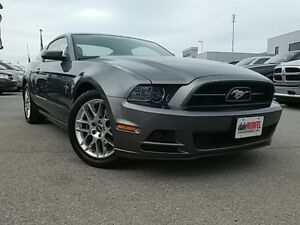 2014 Ford Mustang Premium | MANUAL | PONY PACKAGE | LEATHER |