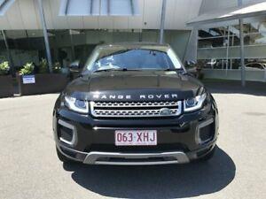 2015 Land Rover Range Rover Evoque L538 TD4 150 SE Wagon 5dr Spts Auto 9sp 4x4 2.0DT [MY16.5] Black