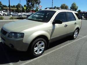 2005 Ford Territory, auto, REG 1 YEAR RWC URGENT SALE Roxburgh Park Hume Area Preview
