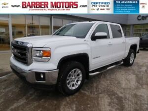 2014 GMC Sierra 1500 Remote Start, Touchscreen, Tow Package, Rea