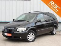 2006 CHRYSLER GRAND VOYAGER 2.8 CRD LIMITED AUTOMATIC MPV DIESEL