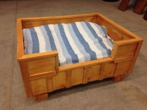 Hand Crafted Dog Beds