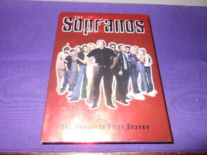 The Sopranos season four , five and six part1 Gatineau Ottawa / Gatineau Area image 3
