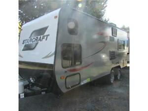 2016 22 FT STARCRAFT LAUNCH 19BHS TRAVEL TRAILER