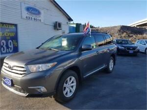 PRICE DROP! 7 passenger 2011 Toyota Highlander