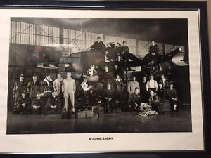 "Toronto Maple Leafs ""B-52 Squadron"" Framed Limited Edition Print"