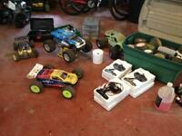 RC Cars/Trucks and components