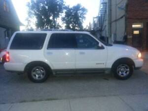 2001 Lincoln Navigator Other