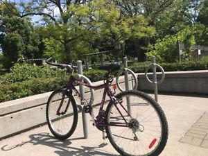Famous brandHaro red bike No.3