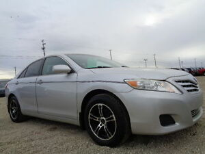 2010 Toyota Camry LE SPORT PKG--ONE OWNER---ONLY 109,000KM