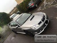 Subaru impreza wrx sl swap m3 clk