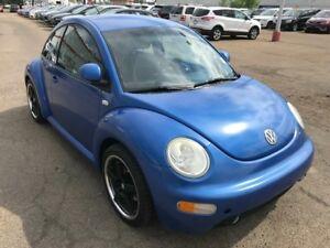 2000 Volkswagen New Beetle GLS | Unique | Automatic | Mechanics