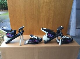 Salomon 757 ski bindings