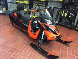 2016 Ski-Doo Renegade Backcountry's on sale!