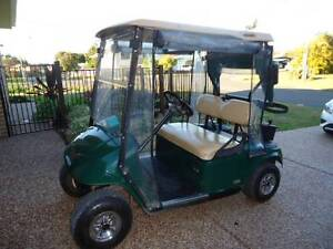 EZGO Electric Golf Buggy Brighton Brisbane North East Preview