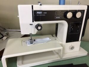 Pfaff 209 sewing machine