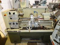 HARRISNON M300 GAP BED CENTRE LATHE 25 INCH