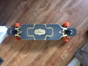 Skateboard, Longboard Loaded Flex2
