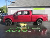 2013 Ford F-150 SuperCrew FX4...$117  Weekly