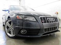 2011 Audi S4 3.0 V6 Premium NAVIGATION CUIR TOIT OUVRANT 41000KM
