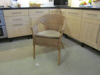 IKEA RATTAN CHAIRS