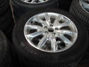 Chrysler 200 Snow Tires on Alloy RIMS 225/55/R17