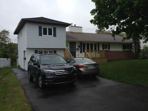 For rent in GFW available immediately- 3 + 1 bedroom home