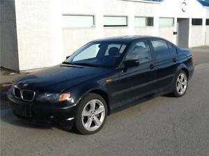 2005 BMW 3 Series 325xi 154KMS $5995 FIRM MIDCITY WHOLESALE