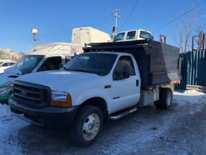 1999 dumper PICK UP  F 150 XLT