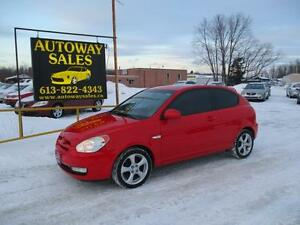 2008 Hyundai Accent ** WINTER TIRES INSTALLED**