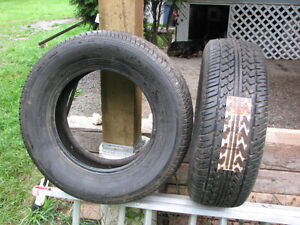 Reduced! Brand New/Never Used Douglas Tires 215/65 R15