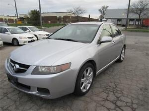2005 Acura TSX TECH PACKAGE ,NAVI