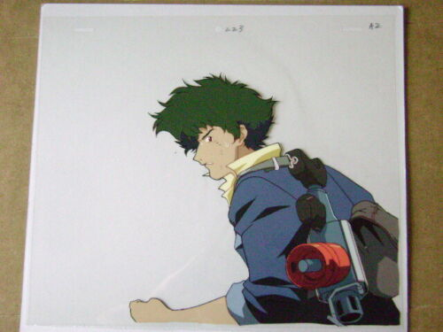 COWBOY BEBOP SPIKE ANIME PRODUCTION CEL 33