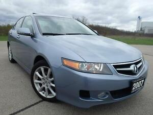 2007 Acura TSX , Accident Free, One Owner, Certified