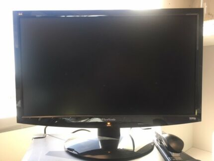 ViewSonic Computer Monitor in Perfect Working Condition