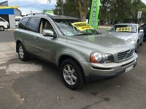 2007 Volvo XC90 P28 MY07 Gold Auto Sports Mode Wagon Lidcombe Auburn Area Preview