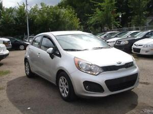 2013 KIA RIO GDI AUTO LOADED 82K-100% APPROVED FINANCING! Edmonton Edmonton Area image 2