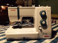 SEWING MACHINE Janoma 525S.