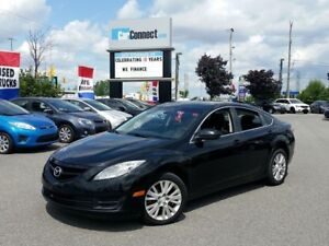 2010 Mazda MAZDA6 GS ONLY $19 DOWN $67/WKLY!!