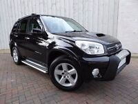 Toyota Rav4 2.0 D-4D XT4 ....Smart Diesel Rav4, with a Very Full Service History, Stunning Condition